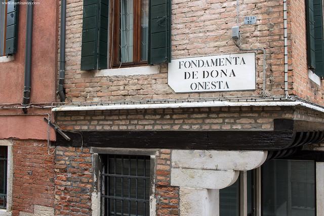 Fondamenta Donna Onesta