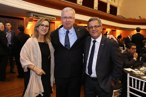 Posse Gestão 2019/2020 - Presidente José Manoel Ramos