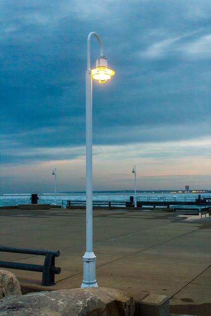 Pier Lamp