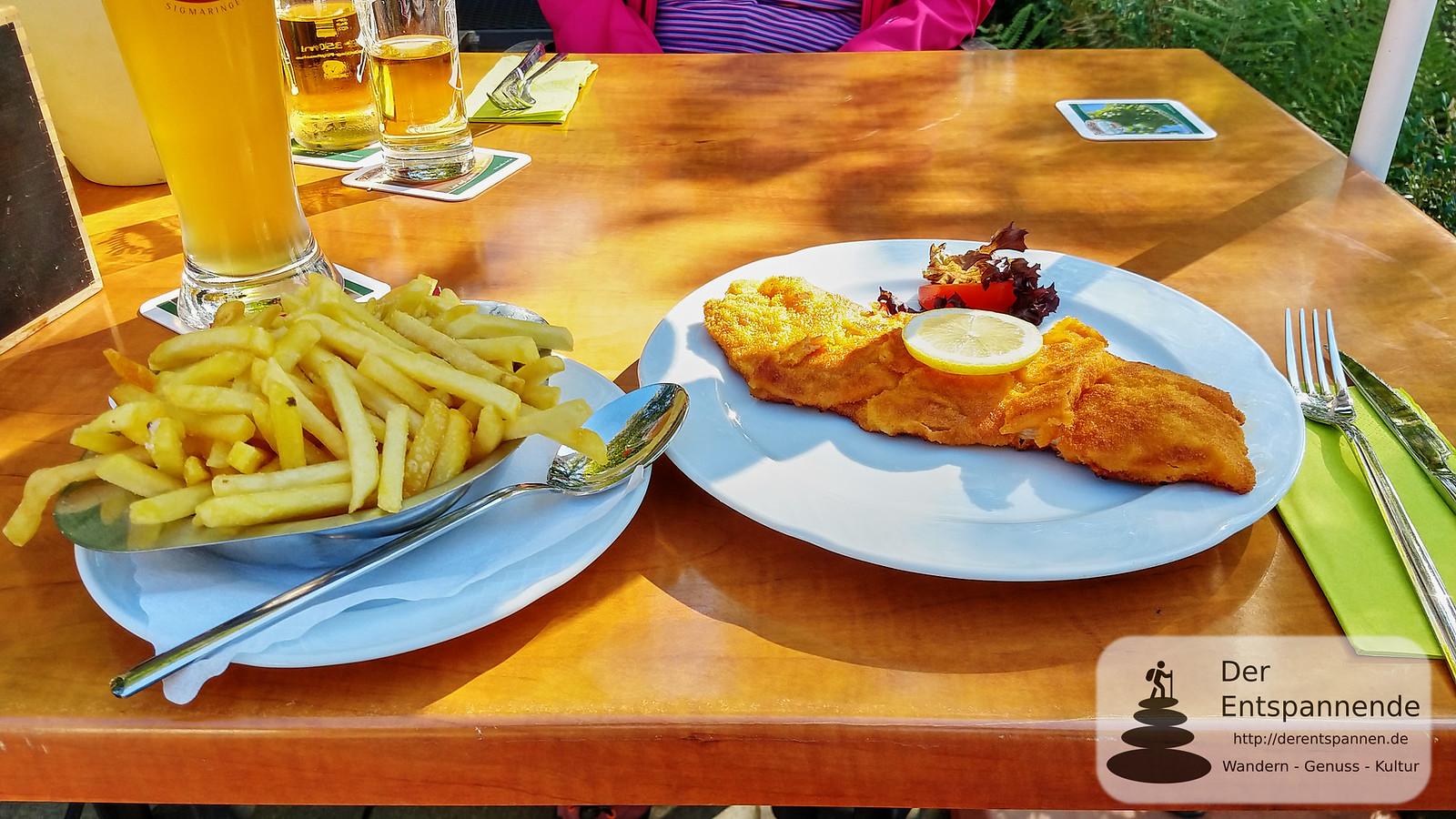 SchniPo im Haldenhof (Sa war schon gegessen)