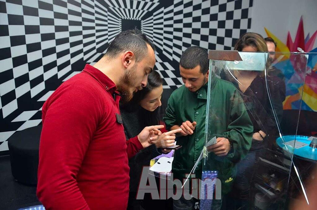 Gazapizm dövme partisini coşturdu