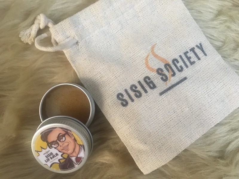 Sisig Society Lip Balm