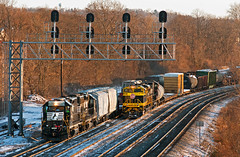 Pittsburgh & Western PA Railfanning