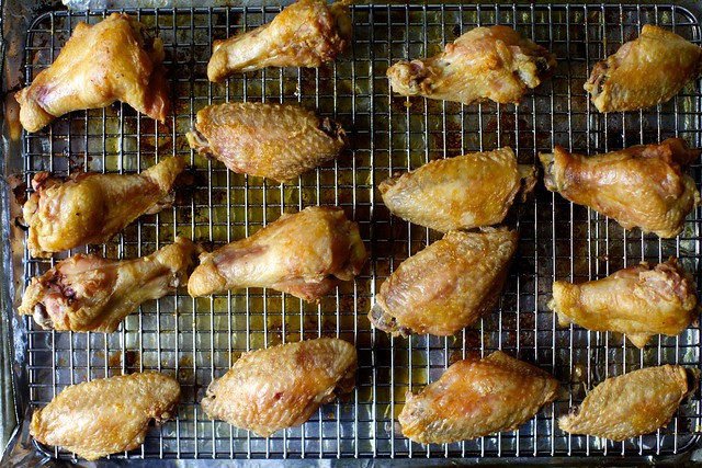 crispy oven wings