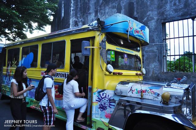 Jeepney Tours Manila