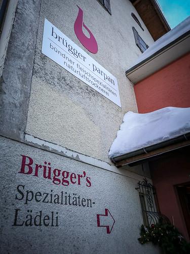 Brügger Parpan - Bündner Trockenfleisch-Manufaktur
