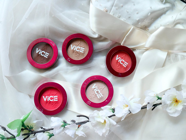 Vice Cosmetics Blushes (6 of 29)