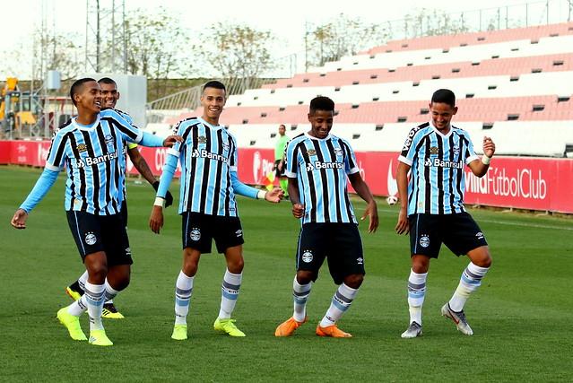 Excursão Grêmio Prato Fino - Europa 2019 - Sevilla x Grêmio