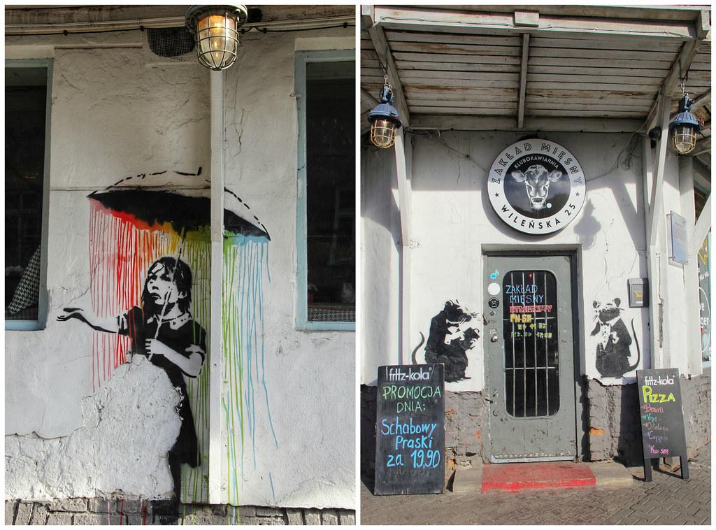 Poland's Banksy, Warsaw Street Art Tour, Praga
