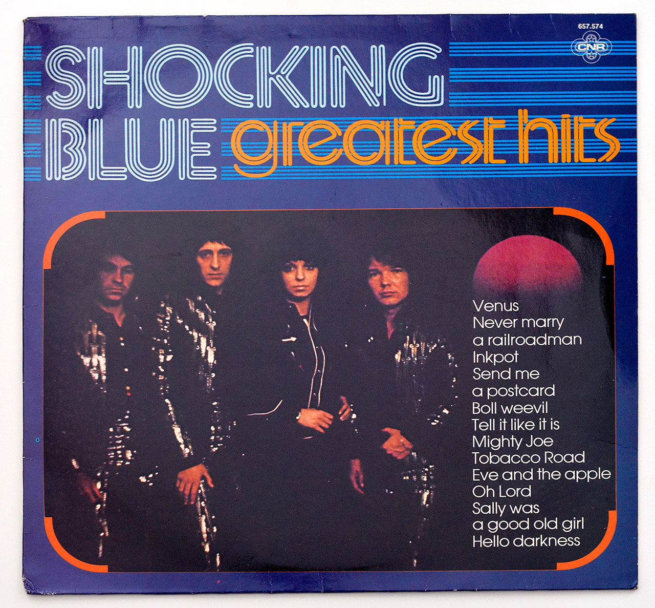 A0704 SHOCKING BLUE Greatest Hits