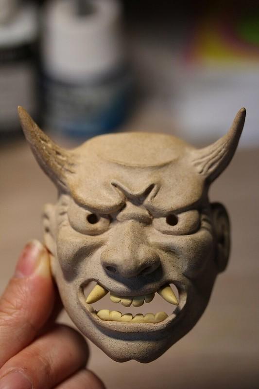 WIP Masque à dents de requin (p.7) - Page 7 47499312071_053f188080_c