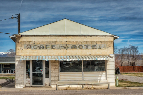 Cafe and Motel Utah