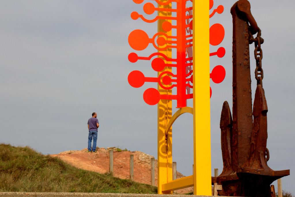Museo le Anclas y Velas o alegorías de los vientos