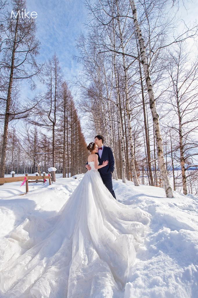 """""""北海道婚紗,雪地婚紗,日本北海道婚紗,婚攝Mike,婚禮攝影,婚攝推薦,婚攝價格,海外婚紗,海外婚禮,風格攝影師,新秘Juin,wedding"""""""