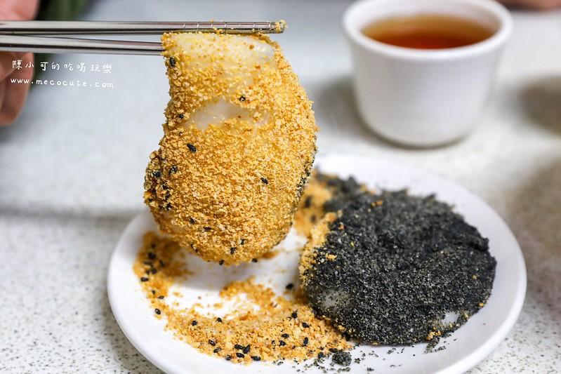 大橋頭站燒麻糬,祥記純糖麻糬,祥記純糖麻糬捷運 @陳小可的吃喝玩樂
