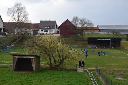 SV Willofs 1970 1:0 SG Lautertal (Hopfmannsfeld-Eichenrod-Dirlammen) II