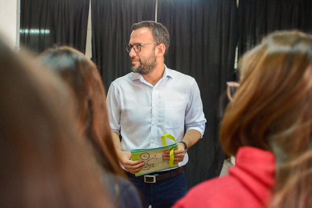 Diputado Pablo Vidal - #MeHagoCargo