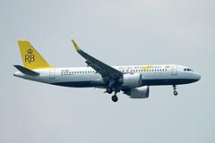 Royal Brunei Airlines   A320-251N   V8-RBF
