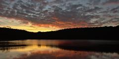 Sunrise at Craterlake