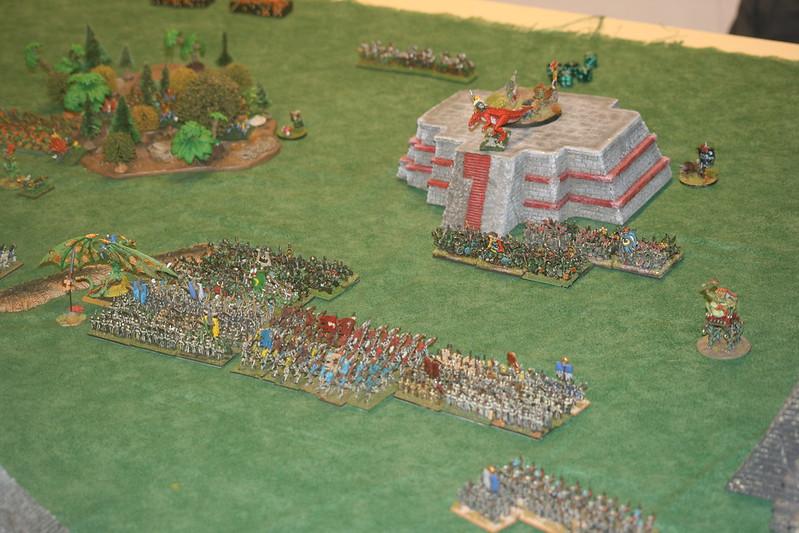 [4000 - Orcs+HL vs Khemri] La bataille des pyramides noires 33505084148_69c4293f8d_c