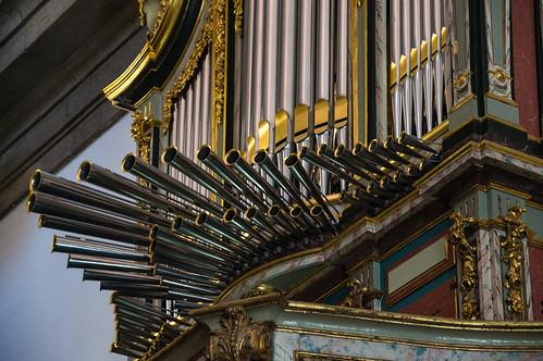 Igreja da Misericordia Organ Pipes 2