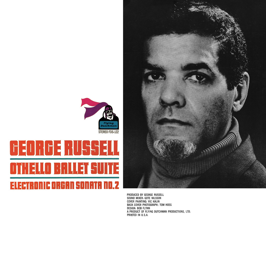 George Russell – Othello Ballet Suite
