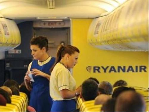 assunzioni ryanair assistenti di volo
