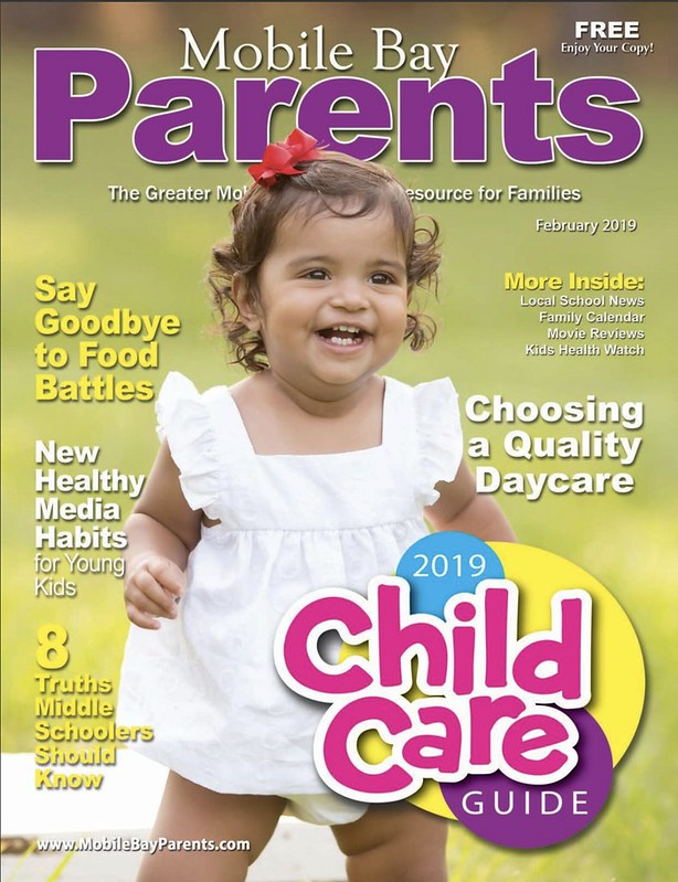 Feb 2019 Parent Magazine Cover