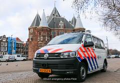Dutch police Volkswagen Transporter 6