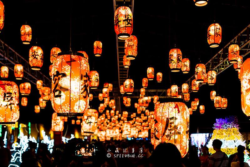 2019台灣燈會在屏東大鵬灣.有史以來最美的台灣燈會