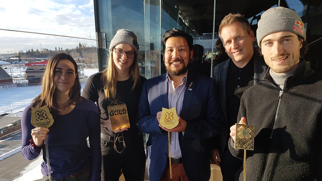 Investing in the future of winter sport in Calgary