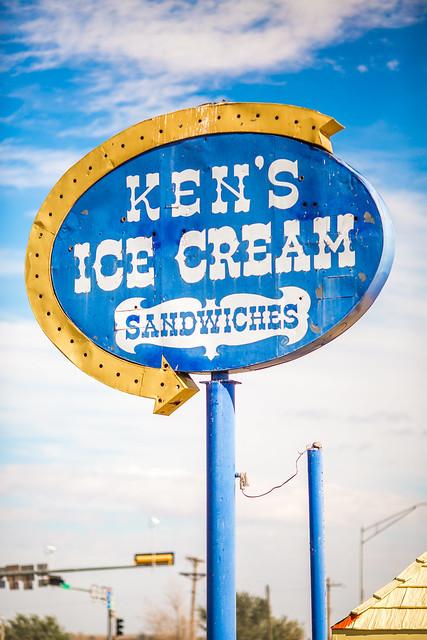 Ken's Ice Cream Sandwiches
