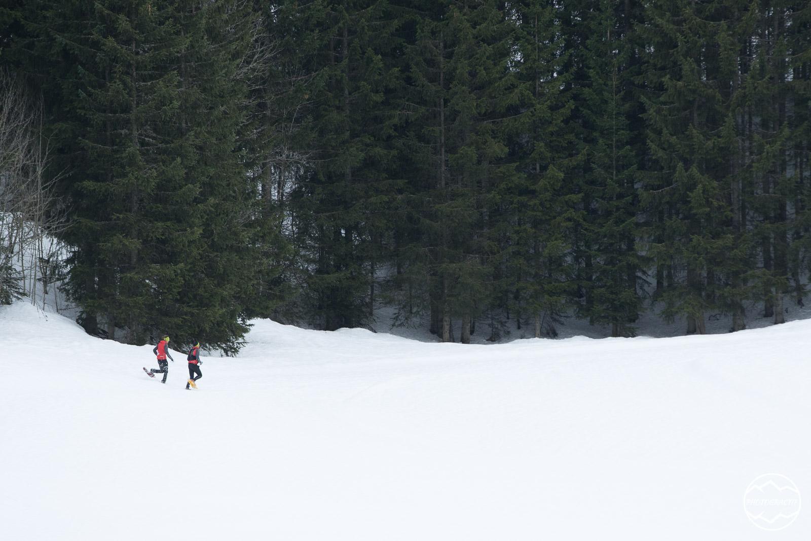 DSN Entrainement Ski Raquettes (69)