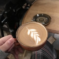 Latte Art Fern