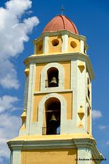 Bell Tower, Iglesia y Convento San Francisco, Trinidad, Cuba