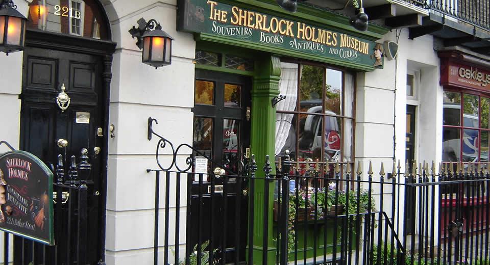 Kleine musea in Londen: Sherlock Holmes Museum | Mooistestedentrips.nl