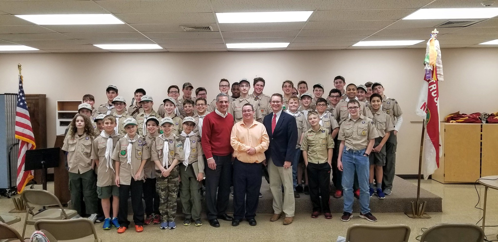 Fwd: Troop 1776 Meeting Picture