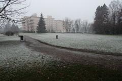 Parc des Raisses @ Snow @ Annecy-le-Vieux