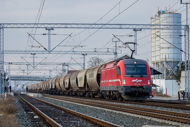SŽ 541 106, Velika Gorica
