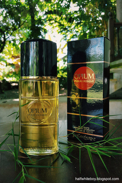 halfwhiteboy - Opium Pour Homme EDT by YSL