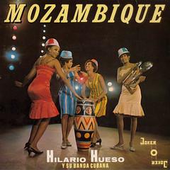 Hilario Hueso y su Banda Cubana - Mozambique EP
