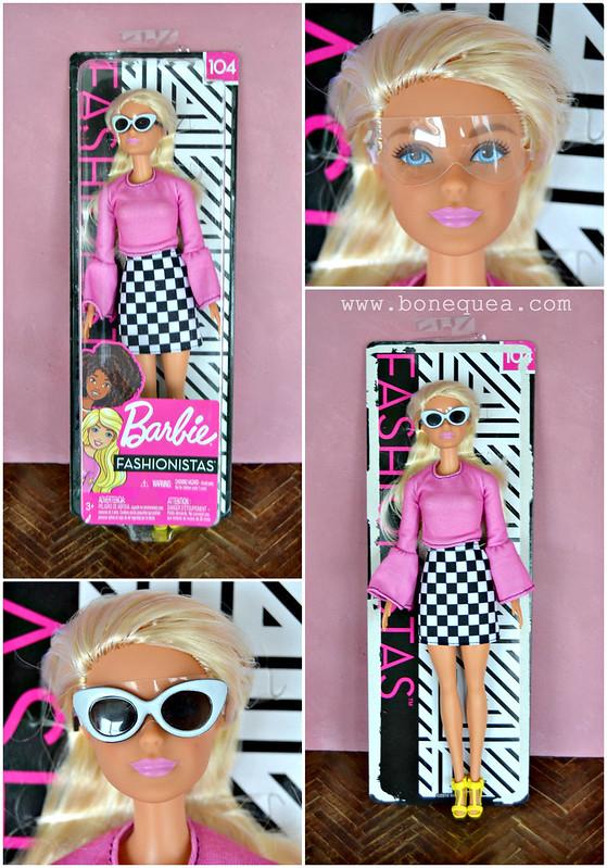 Barbie Fashionistas #104