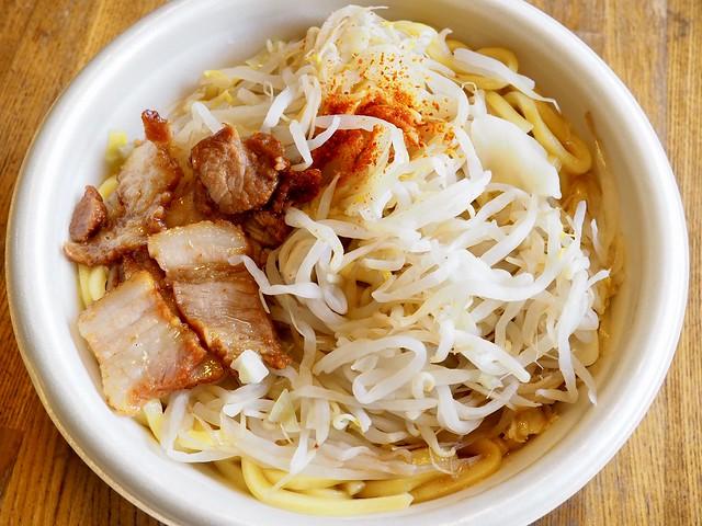 2019.2.24 にんにく醤油ラーメン