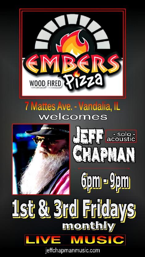 Jeff Chapman 3-1-19