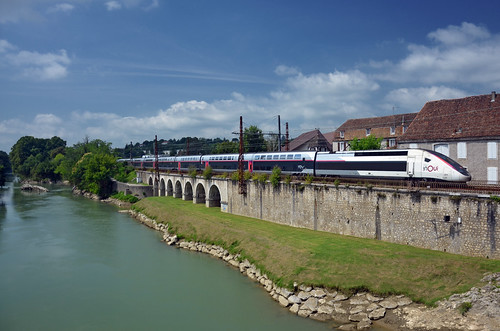 🇫🇷 TGV inOui 8583 @ Orthez