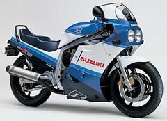 Suzuki 750 GSX-R 1985 - 3