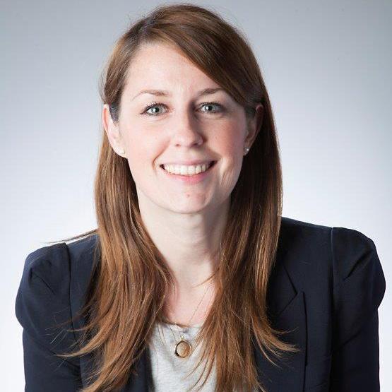 Portrait photograph of Dr Stefanie Gustafsson