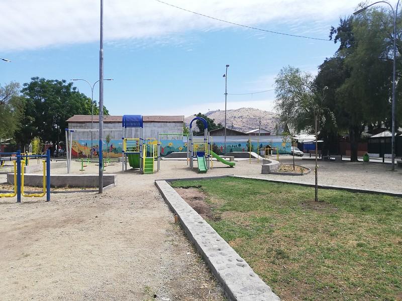 Plaza Villa el Sol | Renca | Puntos Cencosud