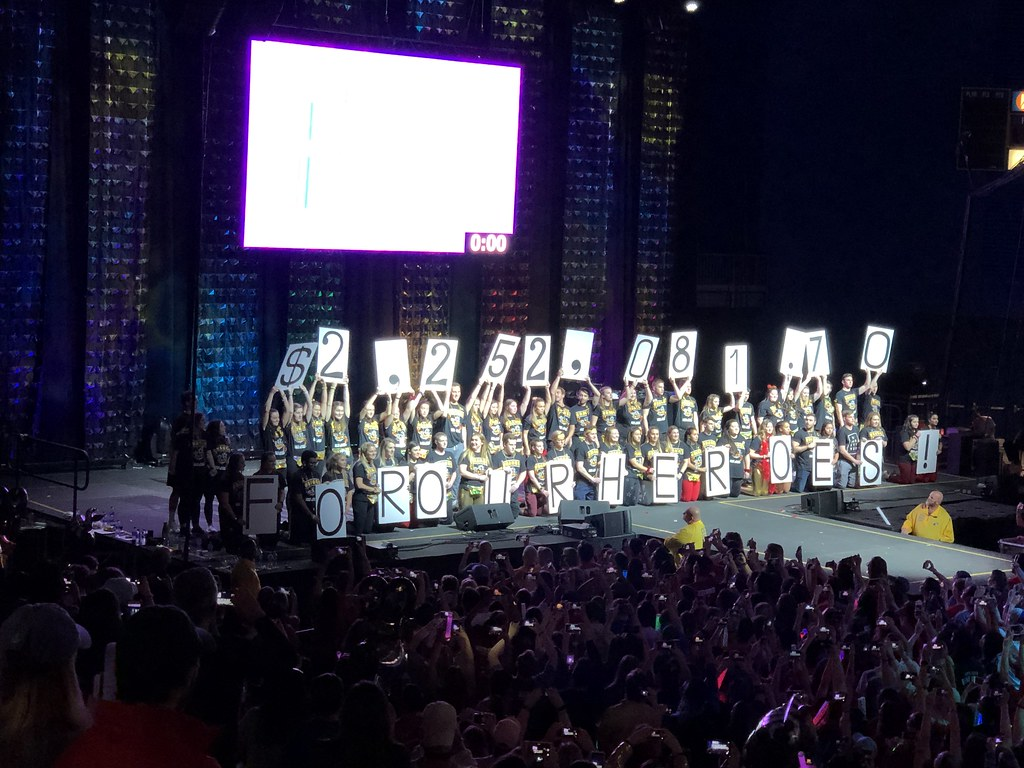 UDance raises $2,252,081.70 for pediatric cancer