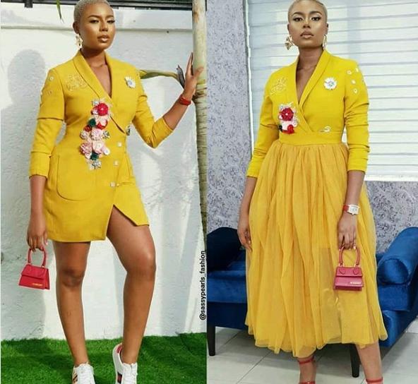 Beautiful Shweshwe Dress Designs 2019